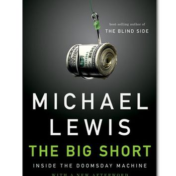 The Big Short Paperback Book