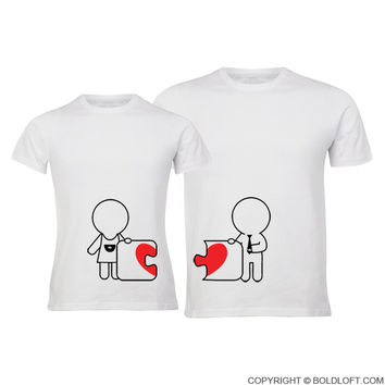 Made for Each Other™ Matching Couple Shirts