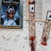 Personal photo bookmarks..Handmade bookmarks..Redtail Hawk bookmarks..LIMITED EDITION