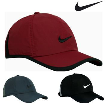 Nike Fashion Casual Women Men Cool Unisex Baseball Cap Hat Dark Red G
