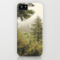 Into the Mist iPhone Case by CMcDonald | Society6
