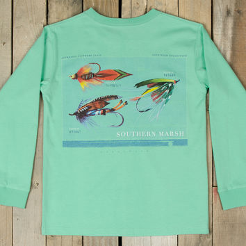 Southern Marsh Outfitter Series - Collection - Long Sleeve - Youth