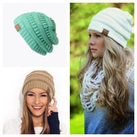 """Bold In The Cold"" Beanie"