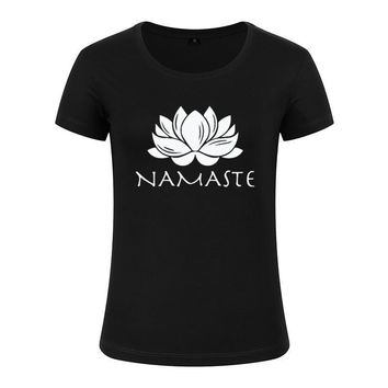 Namaste T-Shirts - Women's Top Tee