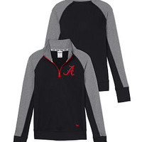 University of Alabama Ultimate Half-Zip - PINK - Victoria's Secret
