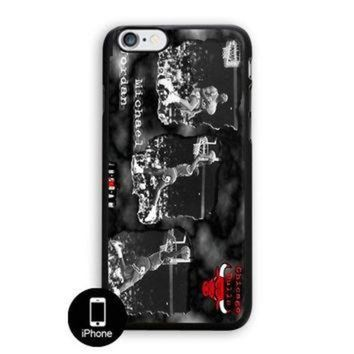 CREYUG7 Michael Jordan Tomahawk Mj iPhone 5C Case