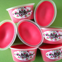 Sour Watermelon Candy - Scented Soy Wax Melt - 2 Pack - Home Fragrance - Scent Shot - Fruit Scent - Kid Scent