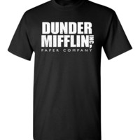Dunder Mifflin Shirt - The Offfice T-Shirt
