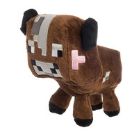 Minecraft Overworld Baby Cow