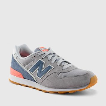New Balance - Women's 696 (Grey Stone)