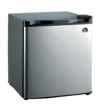 Igloo 1.7 Cu Ft Mini Fridge Ss