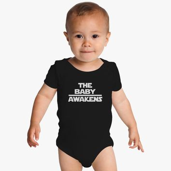 The Baby Awakens Baby Onesuits
