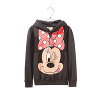 MINNIE SWEATSHIRT - Cardigans and sweaters - Girl - New collection | ZARA United States