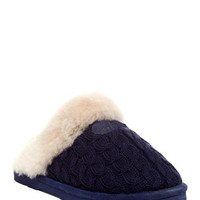 Effie Genuine Sheepskin Lined Slipper