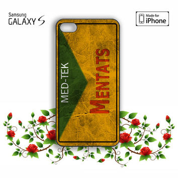 Fallout Mentats iPhone 5, 5s, 5C, 4, 4S , Samsung Galaxy S3, S4, S5 , iPod Touch 4 / 5 Case