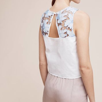 Lyse Tie-Front Top