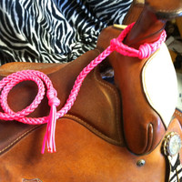 over and under whip barrel racing tack