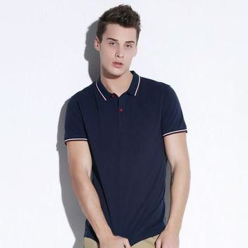 Men's Cotton Polo Shirts