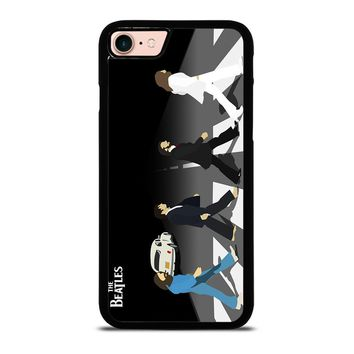 THE BEATLES ABBEY ROAD iPhone 8 Case