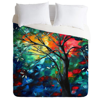 Madart Inc. Spring Blossoms Duvet Cover