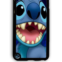 IPod 5 Case - Hard (PC) Cover with Lilo And Stitch Plastic Case Design