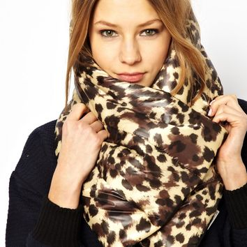 B+AB Quilted Scarf