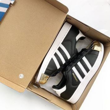 ADIDAS SUPERSTAR Metal Toe Sneaker