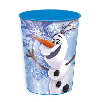 Disney Frozen - Olaf Plastic Cup