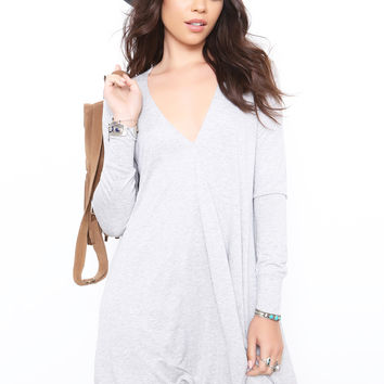 Long Sleeve Cassidy Dress by Blue Life