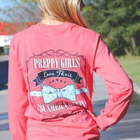 Simply Southern Long Sleeve - Loves Preppy