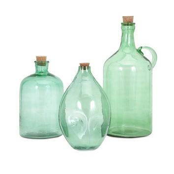 Lynne Glass Jugs - Set of 3