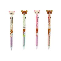 Rilakkuma Mascot 3 Color Multi Pen 0.7mm