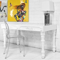 www.roomservicestore.com - Hollywood Desk in White