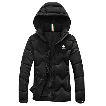 ADIDAS 2018 winter new trend women's fashion casual down jacket