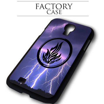 Divergent Dauntless iPhone for 4 5 5c 6 Plus Case, Samsung Galaxy for S3 S4 S5 Note 3 4 Case, iPod for 4 5 Case