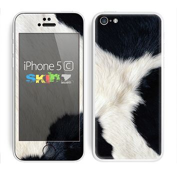 The Real Cowhide Texture Skin for the Apple iPhone 5c