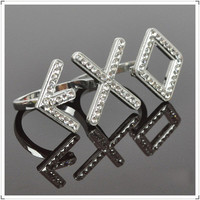 EXO EXO-M EXO-K WE ARE ONE MEMBER RING KOREA KPOP NEW 2 COLOR FREE SHIPPING