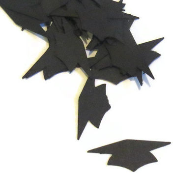 Graduation Party Decor - Graduation Cap Confetti - 200 Pieces