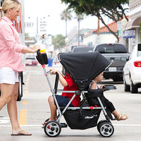 Joovy Caboose Ultralight Double Stand-on Tandem Stroller