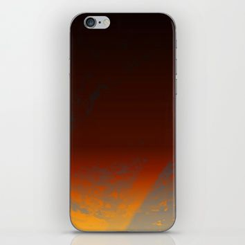 Amber Stoned iPhone & iPod Skin by artdestinypsd