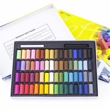 24/32/48/64 Painting Crayons Soft Pastels Art Drawing Set Chalk Color Crayon Brush Stationery for Students