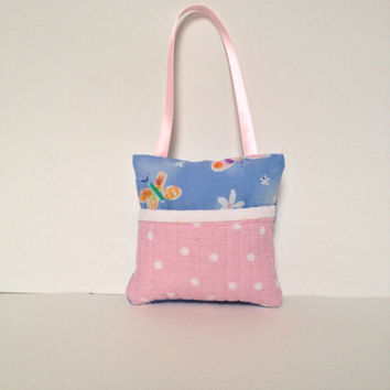 Tooth fairy pillow, girl's pillow, tooth pillow