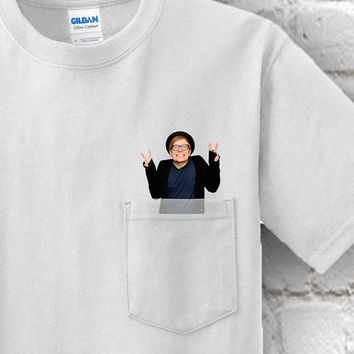 Patrick Stump Pocket T-Shirt