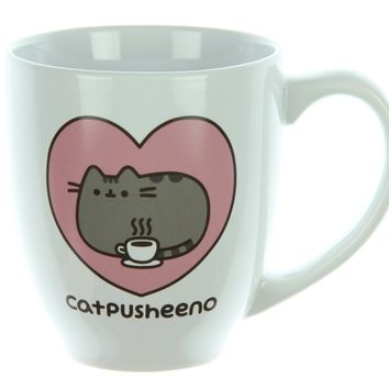 Pusheen Cat CatPusheeno Mug 18 oz