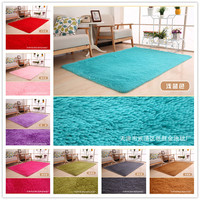 High Gloria Home Furnishing Living room Carpet Pure Bedroom Door Mat Floor Mat Plush Shaggy