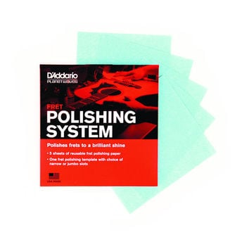 D'Addario Fret Polishing System