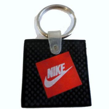 vintage NIKE key chain AIR JORDAN 80s