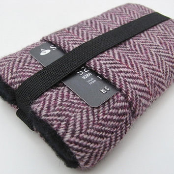 iphone 4 Cover / iphone Case / ipod Touch  /Fabric  by pomella