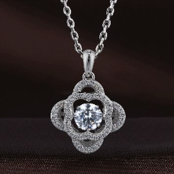 Ultimate Essence Luxury Swarovski Crystal Necklace