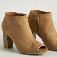 Keep on Chic-ing on Bootie | Mod Retro Vintage Boots | ModCloth.com